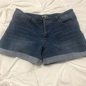 New York & Co. jean shorts
